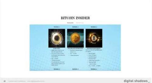 [On Demand Webinar] Cryptocurrency Fraud