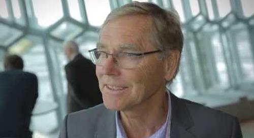 Dr Fredrik Bergstrand - Testimonial from Conference in Harpa Reykjavik Iceland - EOS 2013