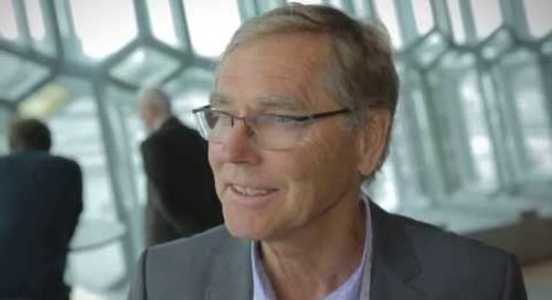 Dr Fredrik Bergstrand - Testimonial from Conference in Harpa Reykjavik Iceland - EOS 2013