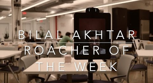 Roacher of the Week: Bilal Akhtar, Software Engineer at Cockroach Labs