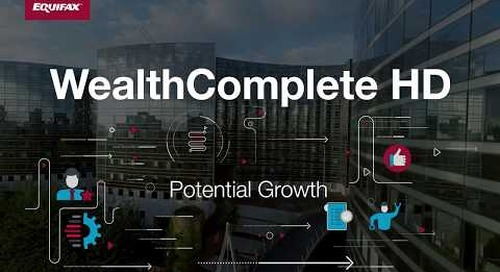 WealthComplete HD - Financial Insights to Better Assess Customer Opportunity from Day One