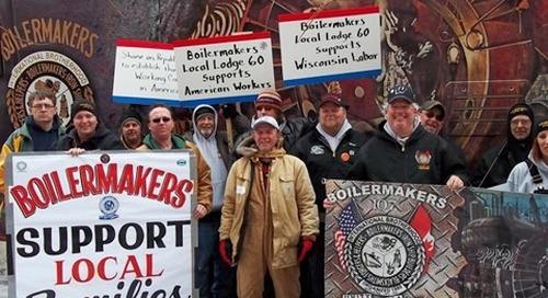 International Brotherhood of Boilermakers Live Stream