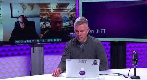 Microsoft's Channel9 Interviews Steeltoe Team