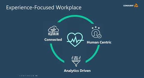 The Experience-Focused Workplace