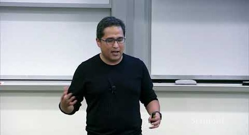 Stanford Seminar - Designing and deploying social computing systems inside and outside the lab