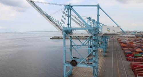 Port of Virginia Crane Technology [Preview]