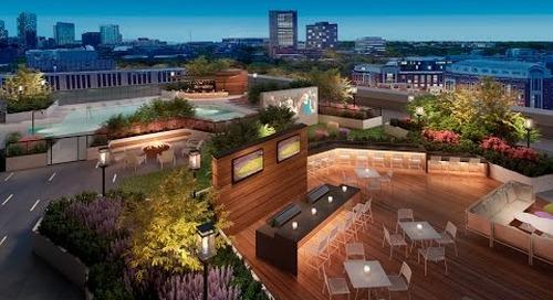 Brand New Apartments In Midtown Atlanta | Modera Midtown | Life, Optimized.