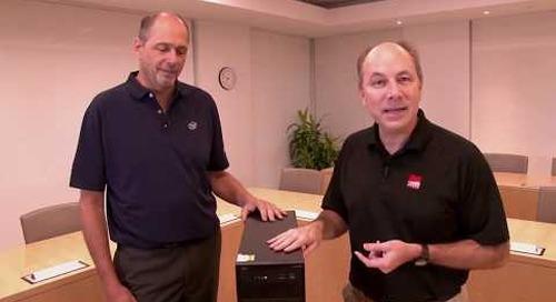 Lenovo ThinkSystem ST250 Server Video Walkthrough