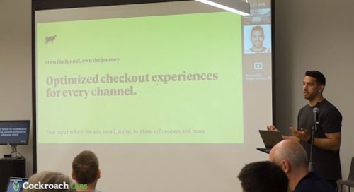 How Elliot Optimized Their Checkout Experience with CockroachDB