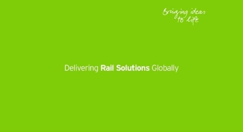 Delivering rail solutions globally
