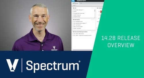 What's New in the Spectrum 14.28 Release