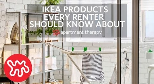 Use These Great IKEA Hacks In Your Rental