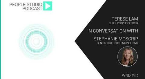 People Studio Podcast: Stephanie Moscrip