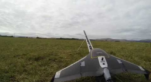 UX5 takeoff