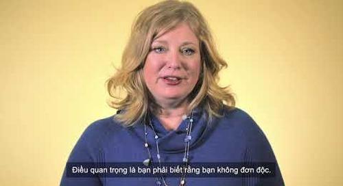 Beyond Cancer Treatment - Emotional Impact (Vietnamese subtitles)
