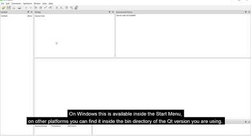How to do translations with Qt Linguist
