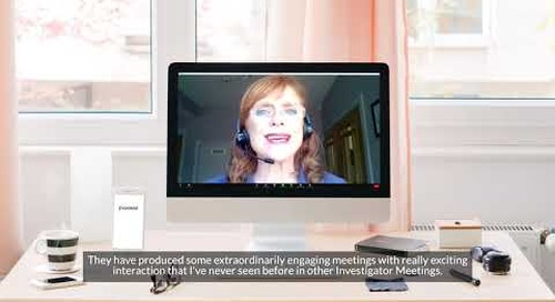 Maximizing your virtual investigator meeting results