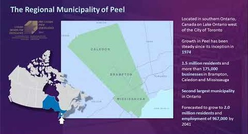 Analyzing Main Breaks in the Region of Peel to Ensure Safe Reliable Water