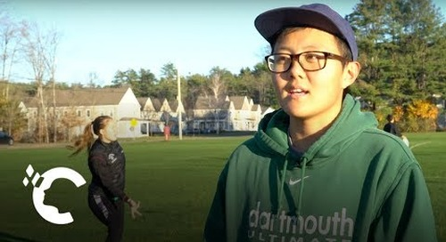 Dartmouth Women's Ultimate: National Champions