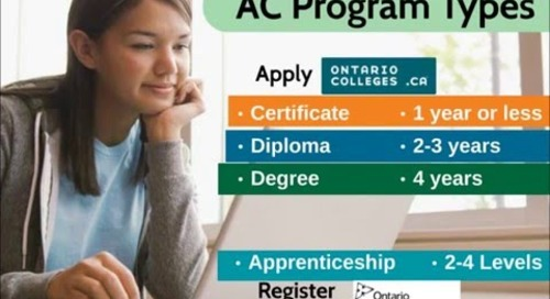 Bachelor Degrees - Webinar