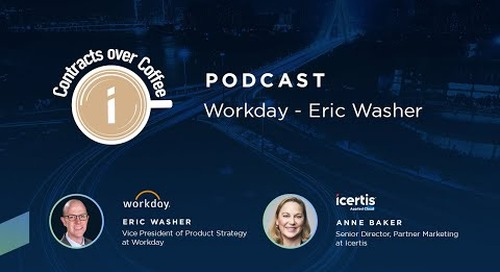 Watch: Contracts Over Coffee with Workday and Eric Washer