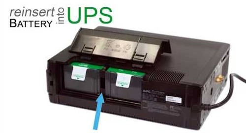 APC by Schneider Electric - How to Set Up a Back-UPS Pro