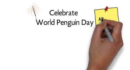 Celebrate World Penguin Day!