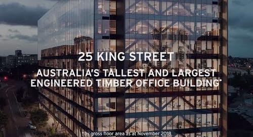 25 King St - A Tall Timber Tale