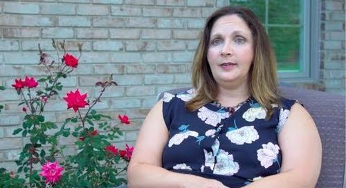 Amy's Testimonial