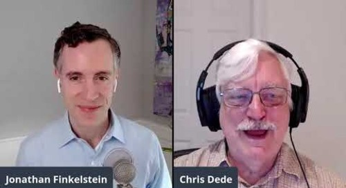 Conversation with Chris Dede