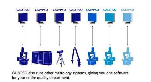 CALYPSO as a Common Metrology Software