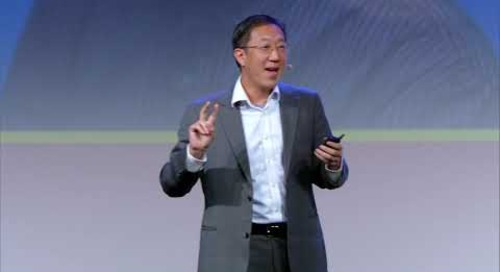 #JOIN2019 Keynote: The Re-shaping of the Data and Analytics Industry with Hyoun Park of Amalgam