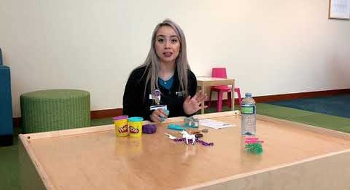 Play Dough (Spanish) | Swindells Resource Center