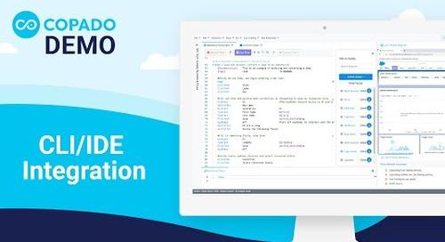 Copado IDE Integration Demo