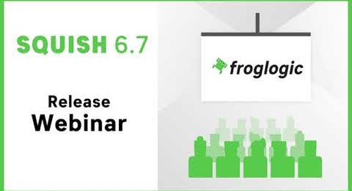 Squish for Qt 6, VNC & .NET 5 Support - Features of Squish 6.7 | Release Webinar | GUI Test Automation Tool