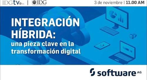 Integración híbrida: una pieza clave en la transformación digital de CCEP