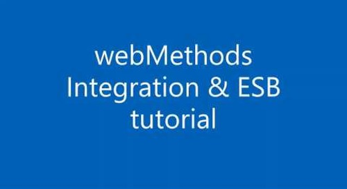 Download webMethods Integration Free Trial