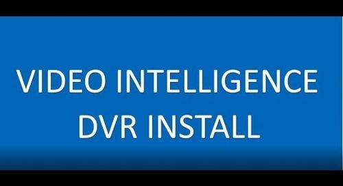 DVR Install