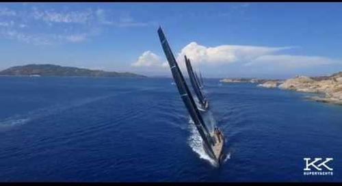 Wally Yacht NAHITA For Sale