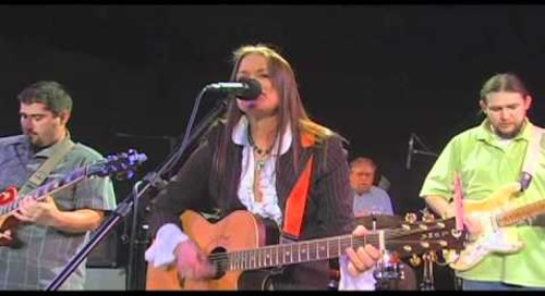 Bristol's Big Room - Annie Robinette