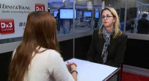 Loyalty is King - Amber Mac Sits Down With Olson @ Dx3 2012