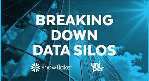Uniper Energy Breaks Down Data Silos in the Energy Business