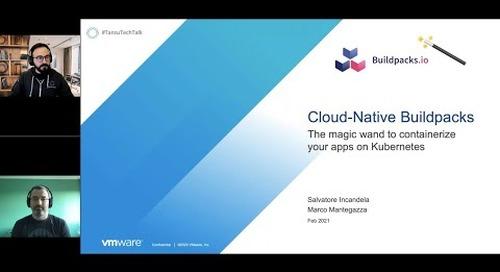 La formula magica per trasformare le tue applicazioni in containers Kubernetes I VMware Tanzu
