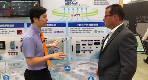 Advantech at Taipei Int'l Industrial Automation Exhibition