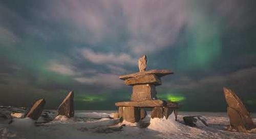Northern Lights 2019 - 30 Second Ad w. Voice At End