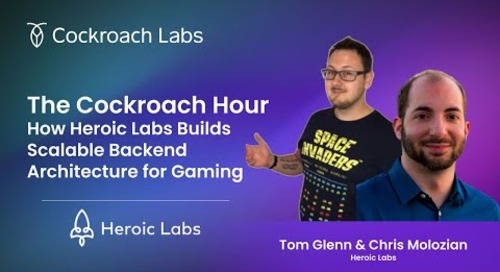 How Heroic Labs Builds Scalable Backend Architecture for Gaming