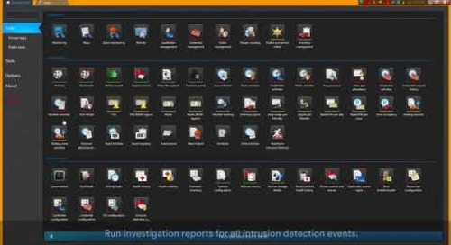 Unified video analytics with KiwiVision Intrusion Detector