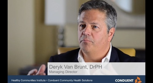 Our Approach to Community and Population Health Improvement