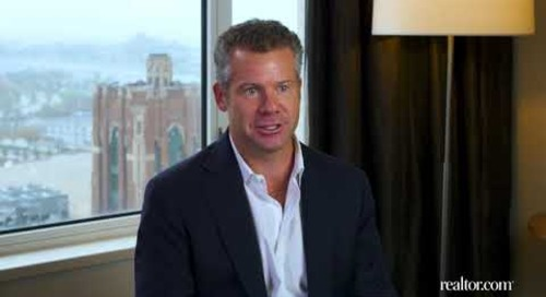 TJ Larsen discusses realtor.com as a partner