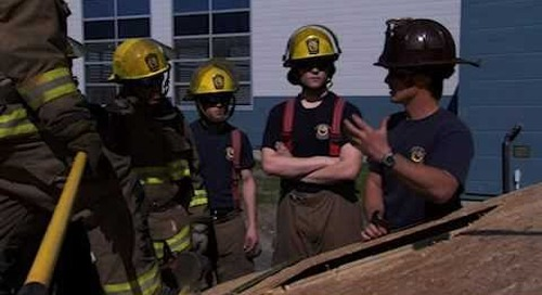Why Students love Algonquin College's Firefighter Education and Training Program